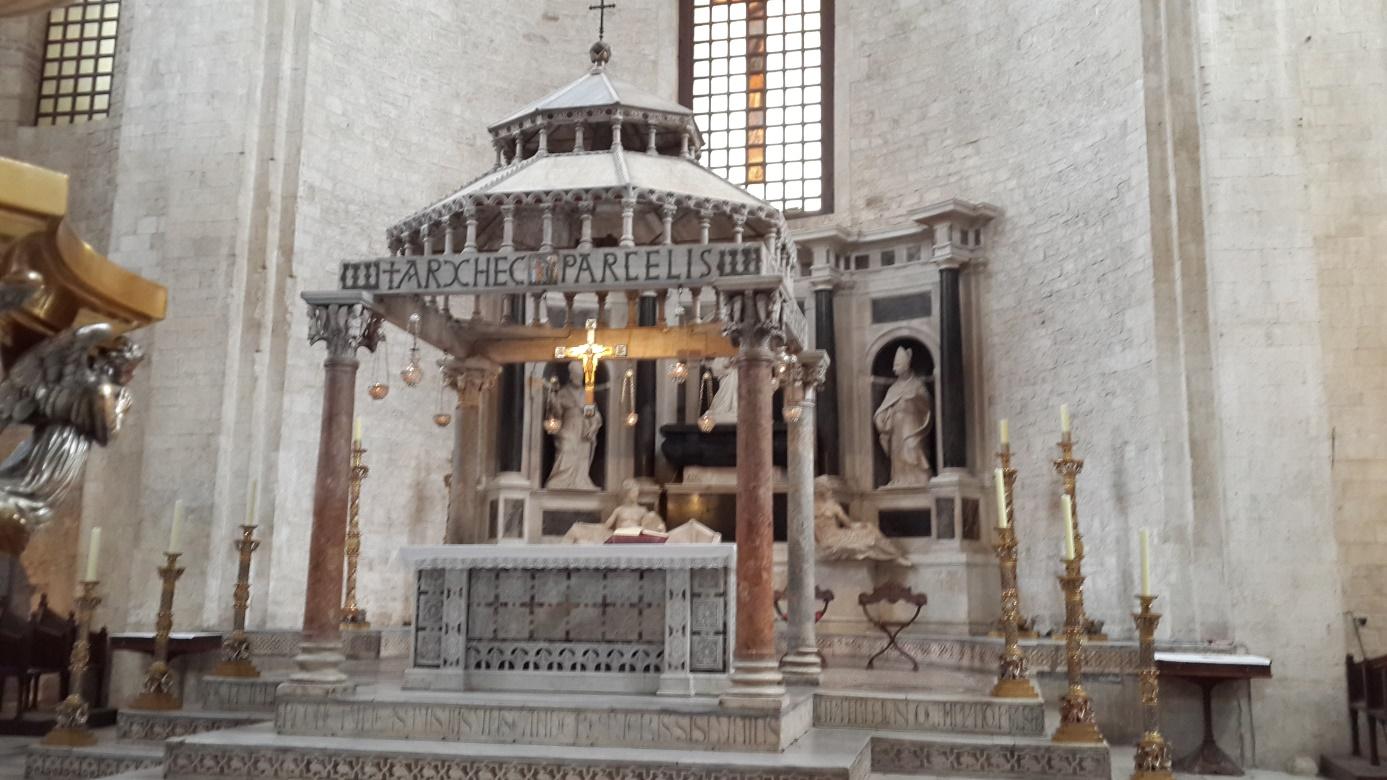 St. Nicolas'ın evine