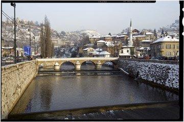 Latin Köprüsü Saraybosna