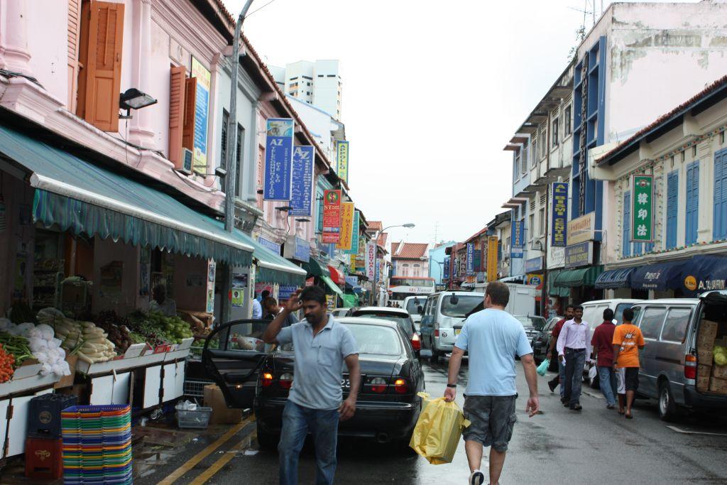 Singapur'da Little India