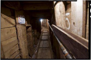Bosna'da tünel